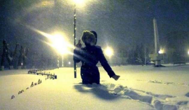 В Белоруссии предполагается самая холодная зима запоследние 100 лет