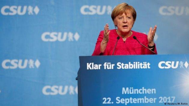 Лидер правой партии Германии пообещал открыть охоту наМеркель