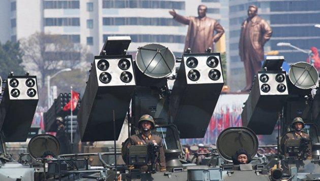 Пхеньян посчитал «неизбежностью» направление ракет КНДР наСША