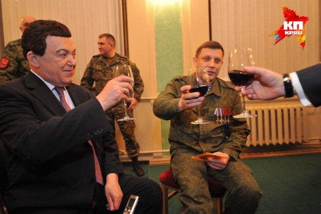 Захарченко проводит новые чистки в«министерствах ДНР»