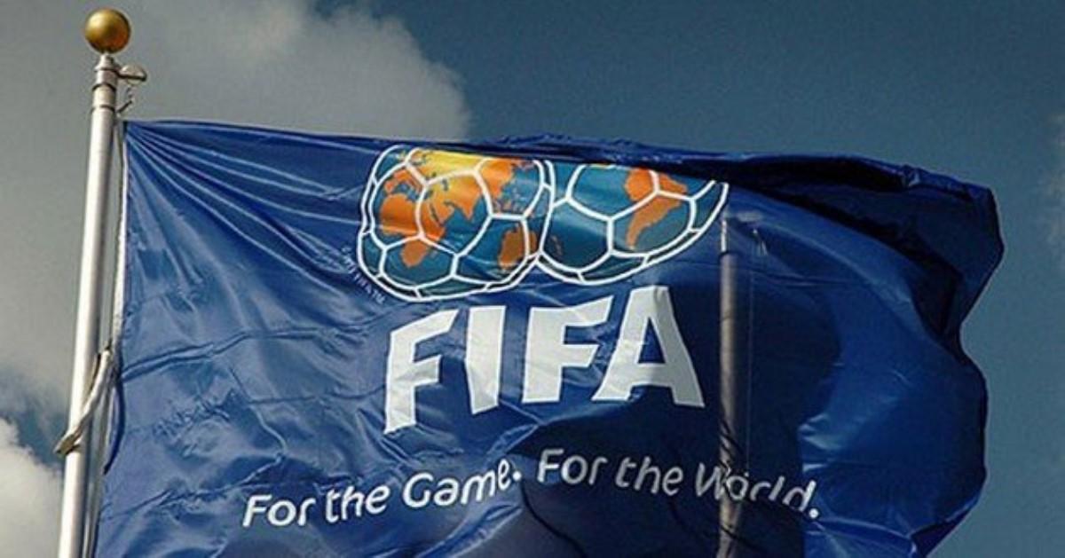 ФИФА оштрафовала Украину на € 42 тыс заповедение болельщиков