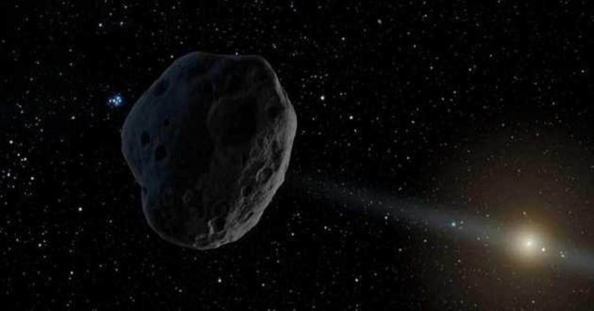 Необыкновенное видео: внебе над Китаем накуски разлетелся астероид
