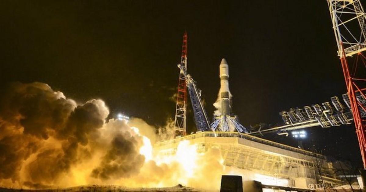 Запуск космического корабля «Прогресс МС-07» перенесен на 14 октября