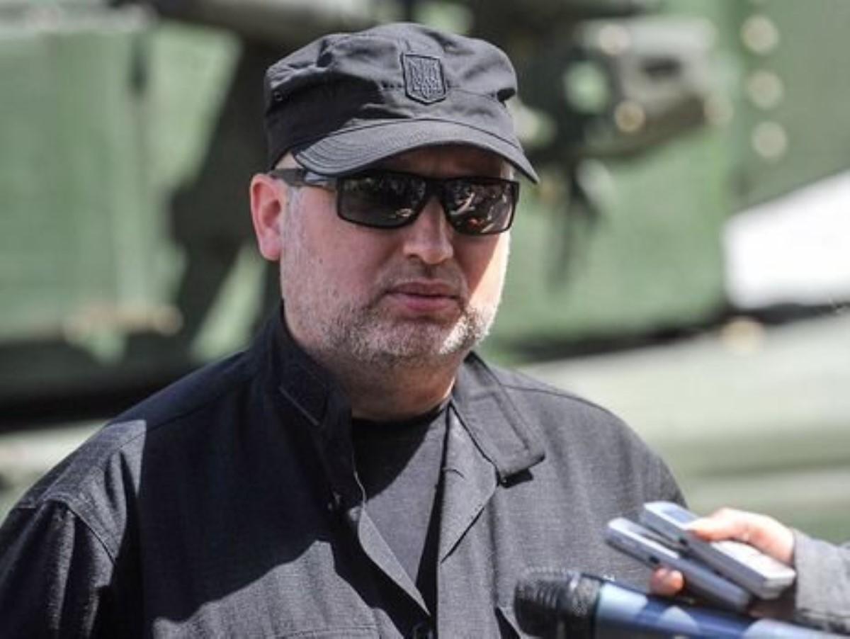 Турчинов срочно отменил визит к генеральному секретарю НАТО