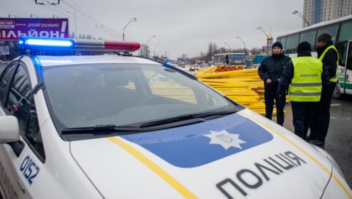 ГПУ возьмет под контроль инцидент сотстранением отслужбы патрульных вИвано-Франковске