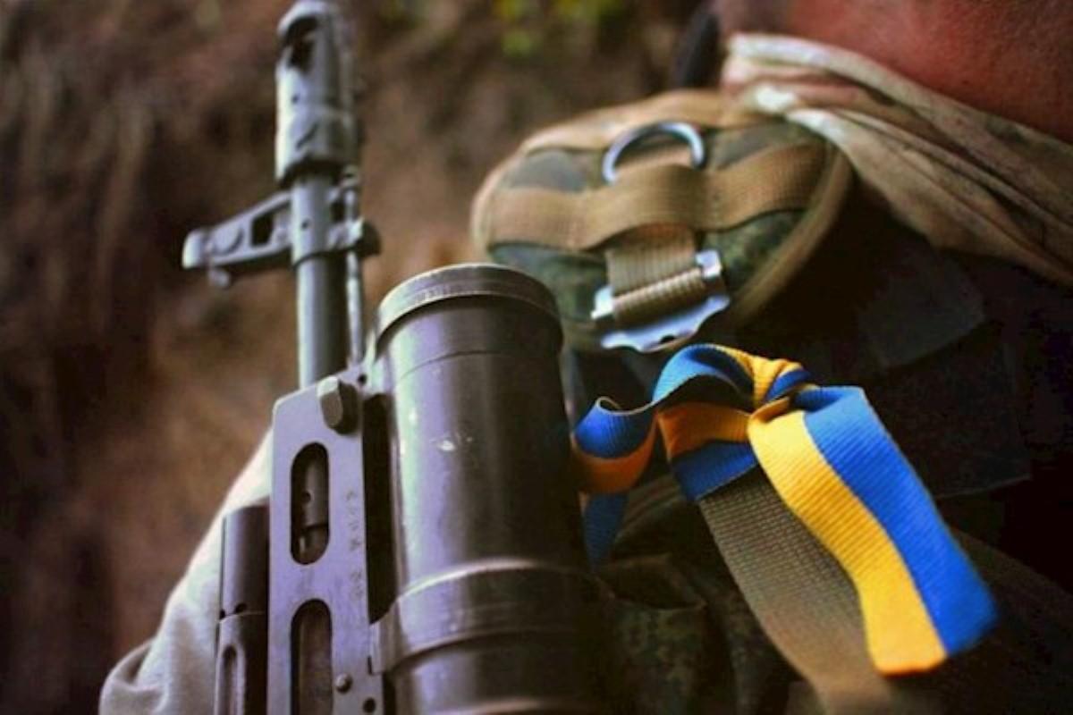 Генштаб ВСУ поведал  о военных  потерях вДонбассе