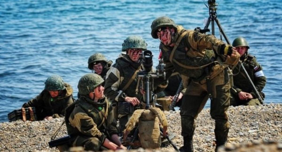 Украинских десантников лишат голубых беретов— Отойти от Российской Федерации
