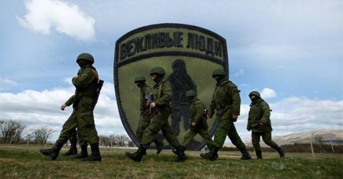 Под Петербургом «вежливые люди» непозволили отключить ототопления военное общежитие