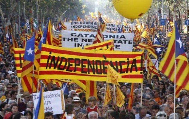 Лидер Каталонии: Мыполучили право объявить независимость. 90% проголосовали «за»
