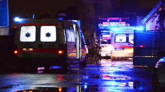 Автобус самбистов попал в аварию