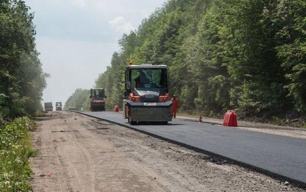 ВУкраинском государстве обещали построить новый автобан
