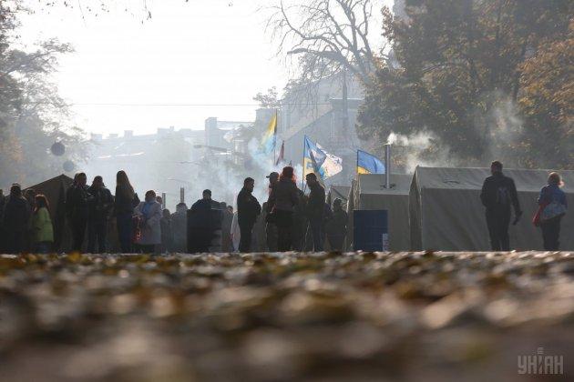 УПорошенко назвали цель Саакашвили