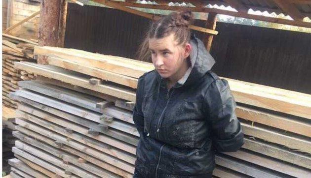 Похитительнице ребенка вКиеве объявили оподозрении