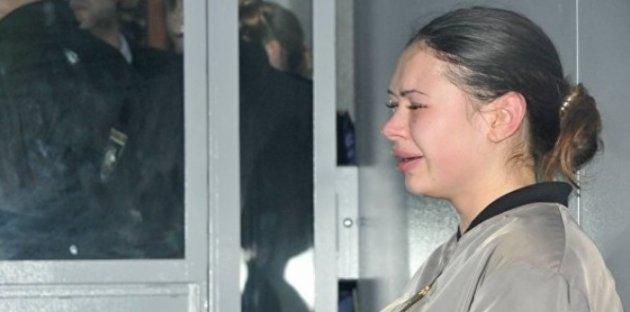 Подозреваемая в смертельном ДТП в Харькове Зайцева содержится в камере с 9 женщинами и телевизором - Цензор.НЕТ 765