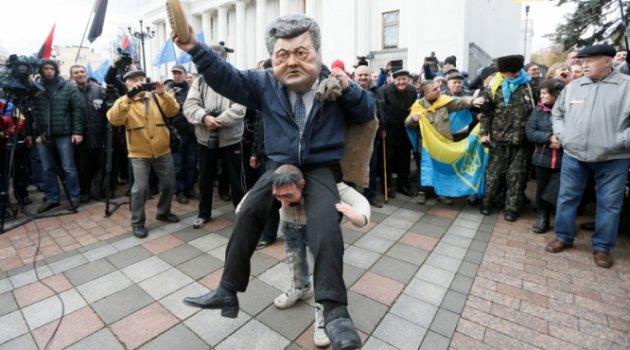 «Власть должна услышать украинцев»: Саакашвили поведал оновых требованиях кКиеву