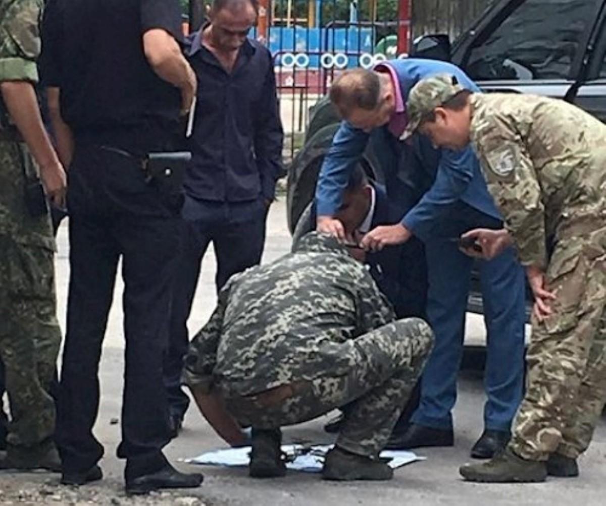 ВНиколаеве депутат чуть нестал жертвой своего родственника-подростка