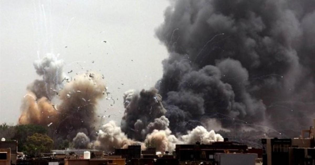 ВСША взорвали один изкрупнейших стадионов страны: размещено впечатляющее видео