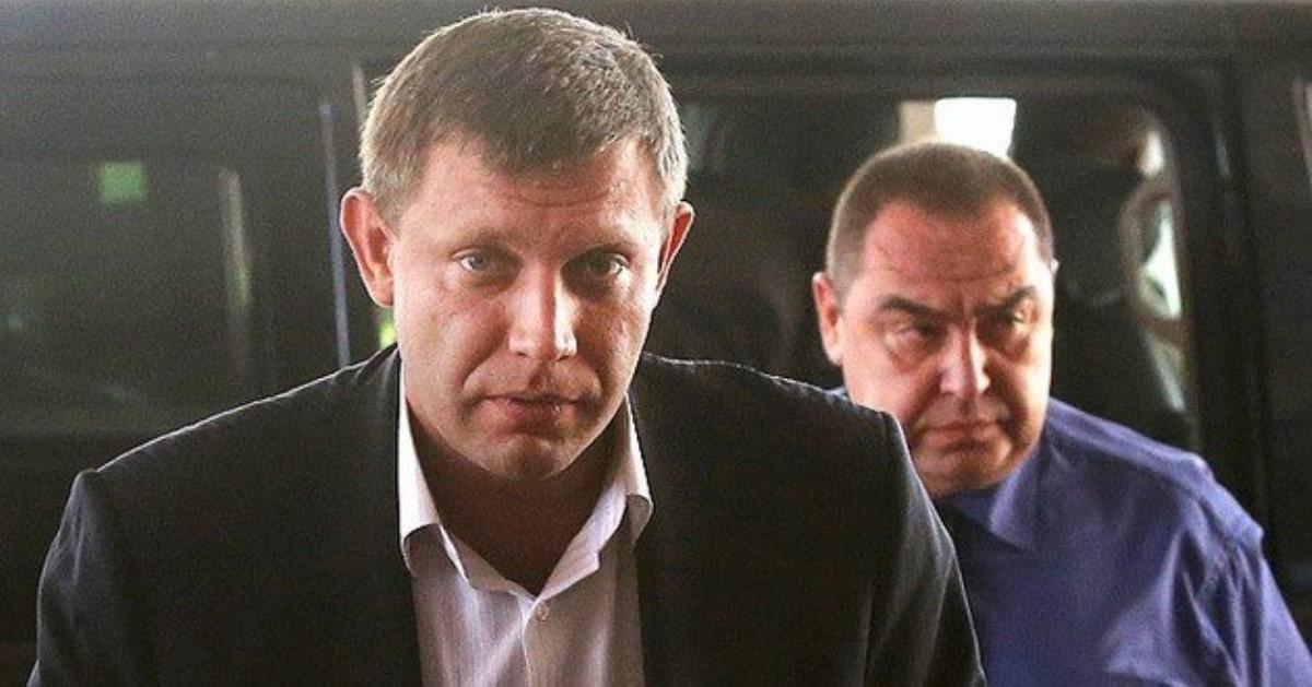 Группу украинских диверсантов задержали запланирование убийств лидеров ДНР иЛНР