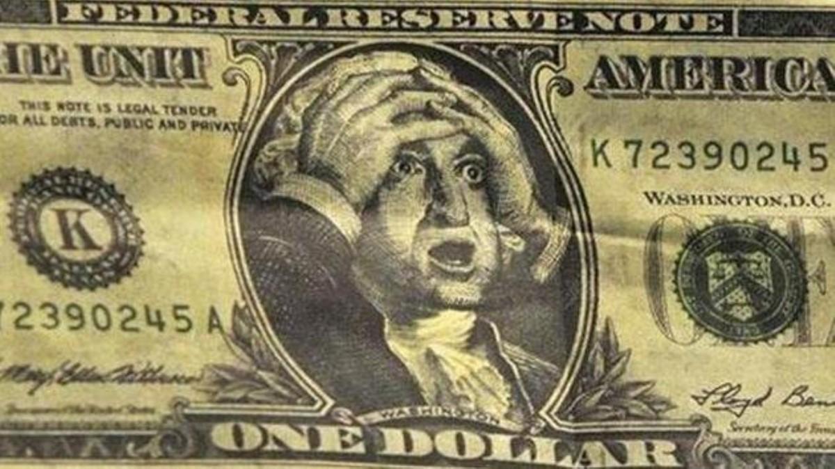 Доллар снова стоит менее 2-х руб.