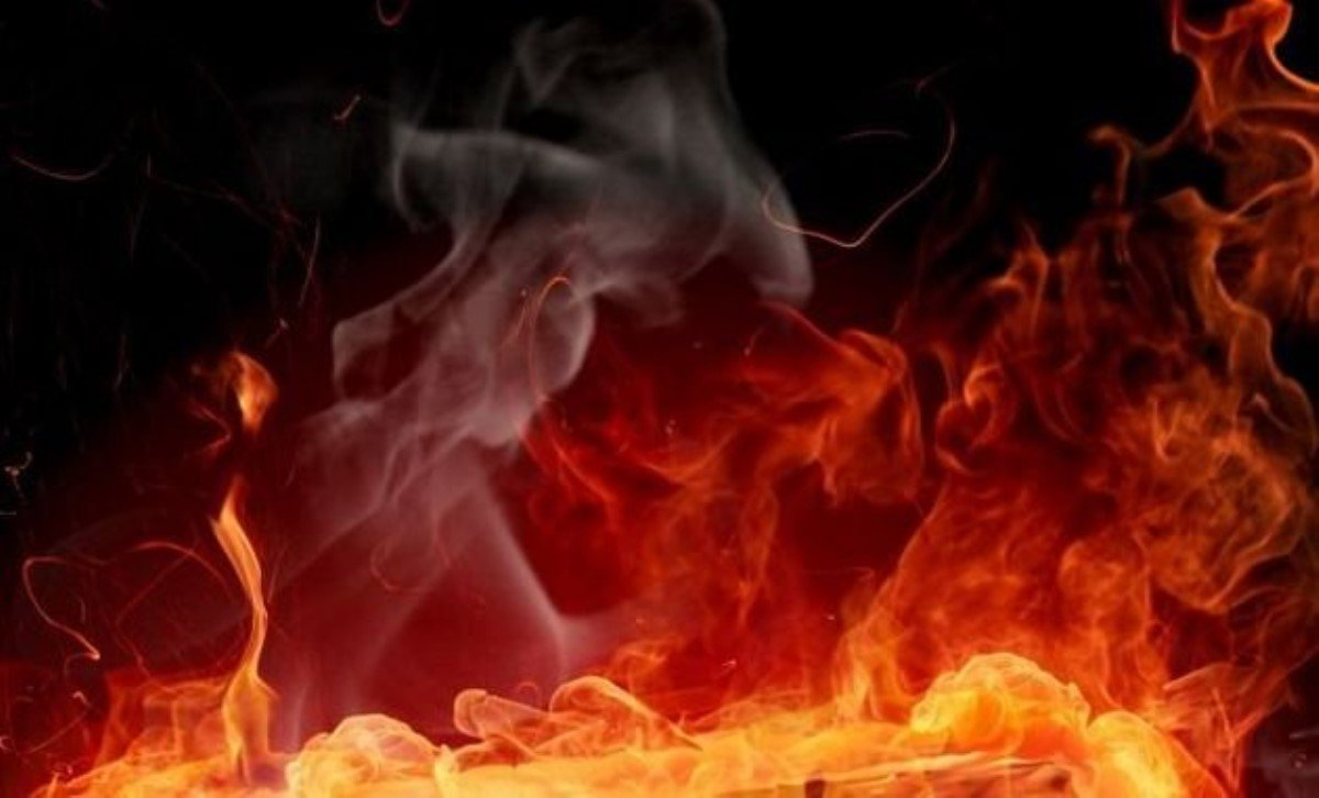 ВРовенской области напожаре частного дома умер мужчина