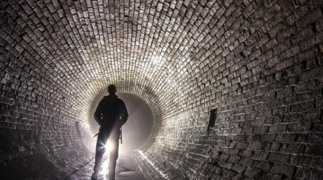 ВЛондоне объявили опобеде над 130-тонным «канализационным монстром»
