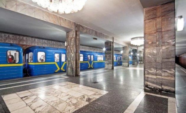 Завтра вКиеве закроют три станции метро