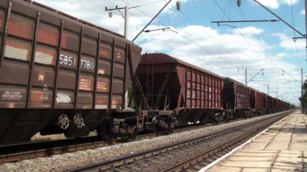 Под Харьковом грузовой поезд сбил насмерть пенсионерку, которая пасла коз