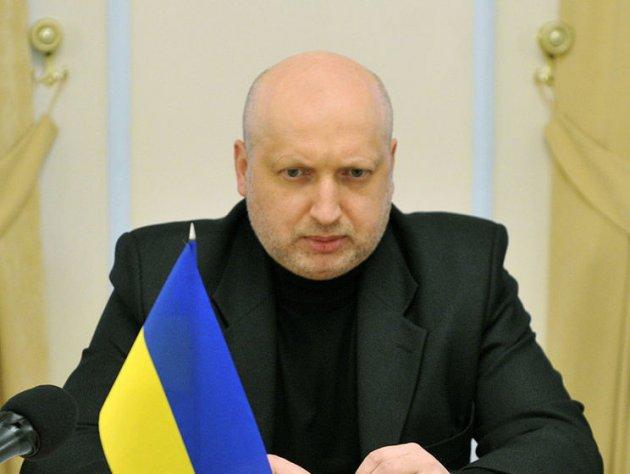 Турчинов объявил  оботсутствии желания снова работать напосту президента