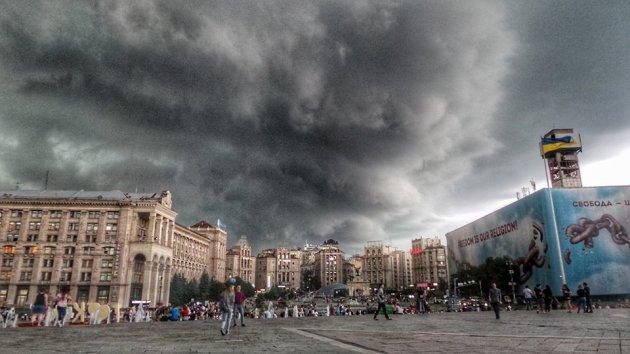 Электроснабжение вцентре столицы Украины  восстановлено