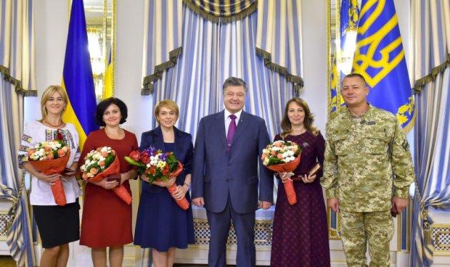 Лучшая учительница Украины уехала назаработки вЛондон