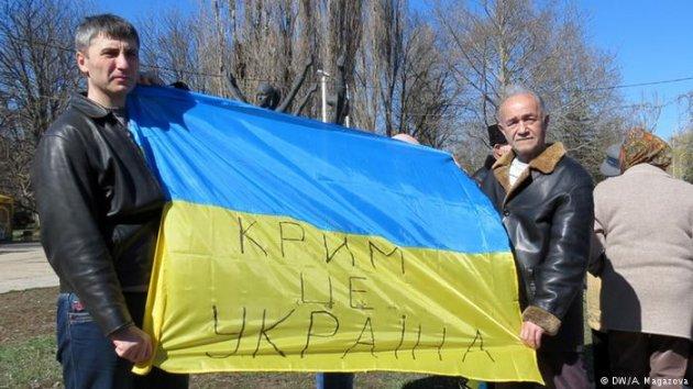 Германские социологи узнали, что думают крымчане о РФ после 3-х лет аннексии