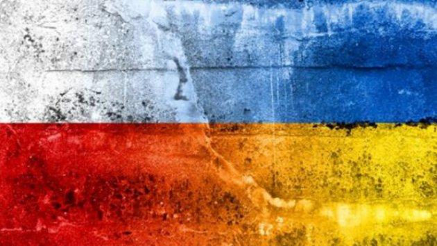 «Смерть Украине»: проезжая Варшаву украинец нашел оскорбительную надпись