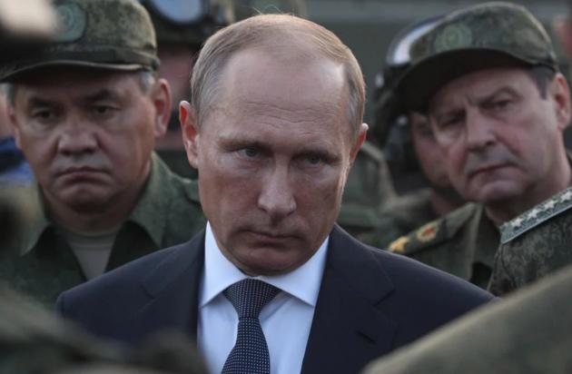 Путин вчетверг проведет заключительное совещание с управлением Минобороны