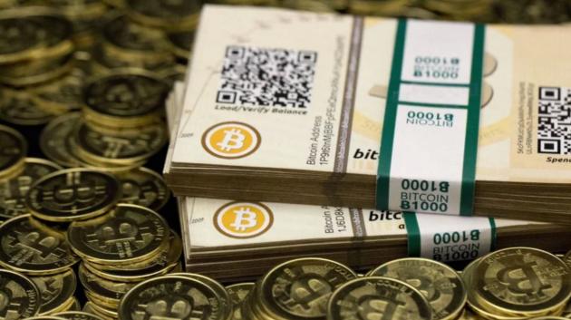 Курс биткоина превысил 10 тыс. долларов— Новый рекорд