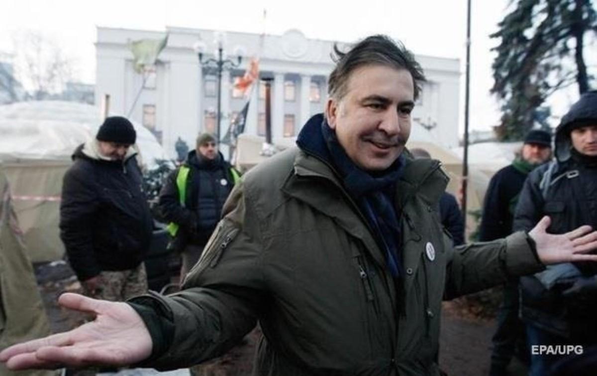 Саакашвили желает быть премьер-министром государства Украины