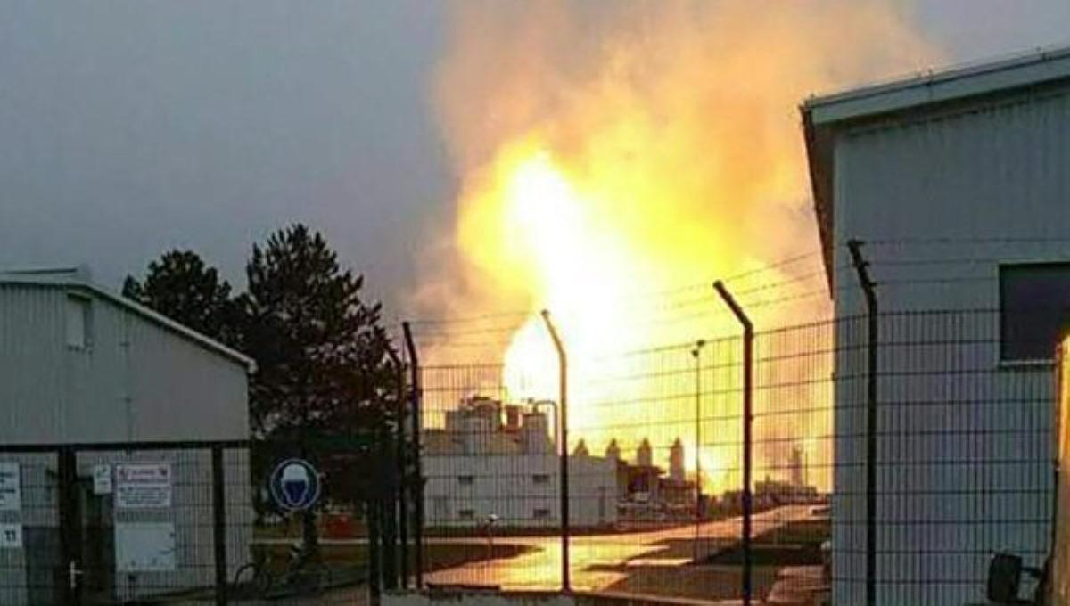 Из-за аварии надороге наавстрийском хабе транзит газа через Украинское государство снизился на23%