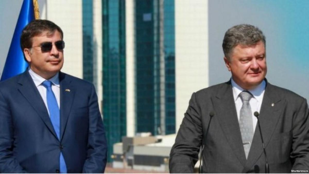 Украина иГрузия тайно обсуждают экстрадицию Саакашвили