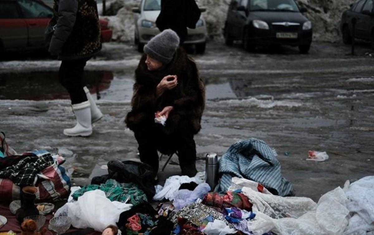 Около 70 процентов граждан России убеждены, что страна вкризисе— Опрос