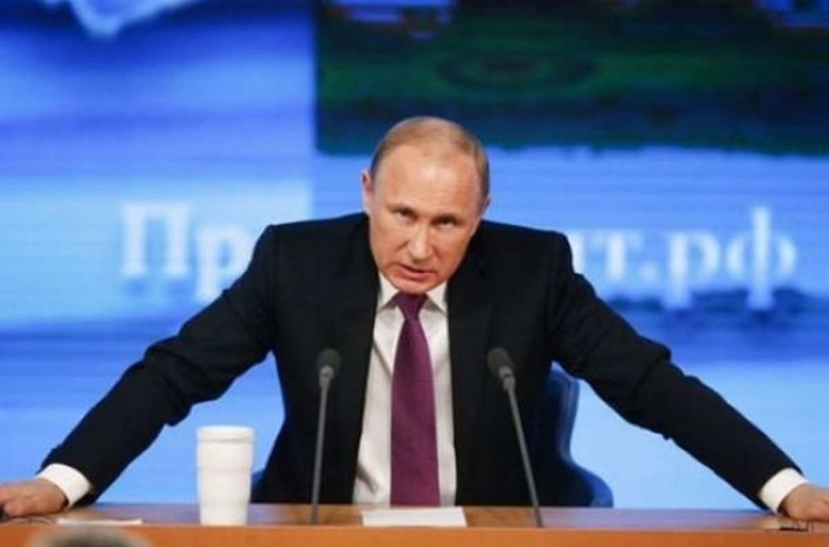 Путин готовится кмасштабной атаке вУкраинское государство,— Кравчук