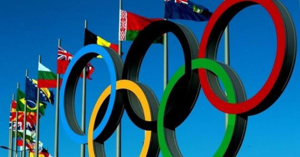 МОК представил знак для русских спортсменов наОлимпийских играх