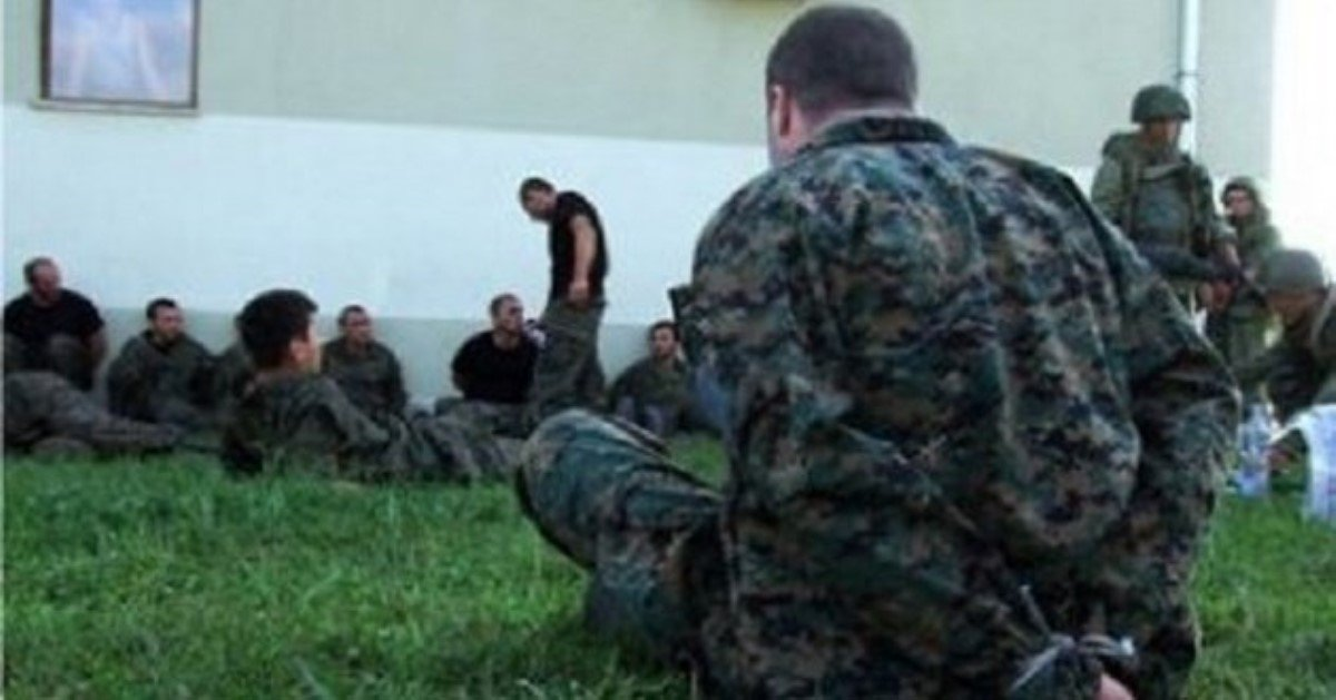 Прежний заложник боевиков Козловский желает преподавать вДонецке