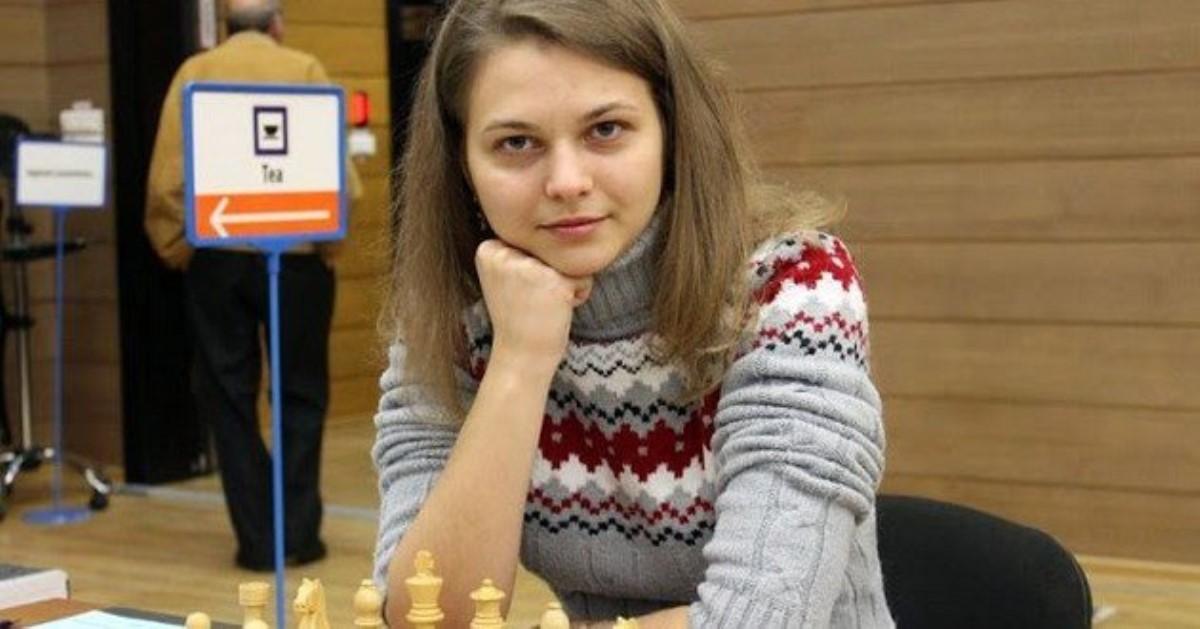 Шахматистка изУкраины принципиально непоедет начемпионат мира