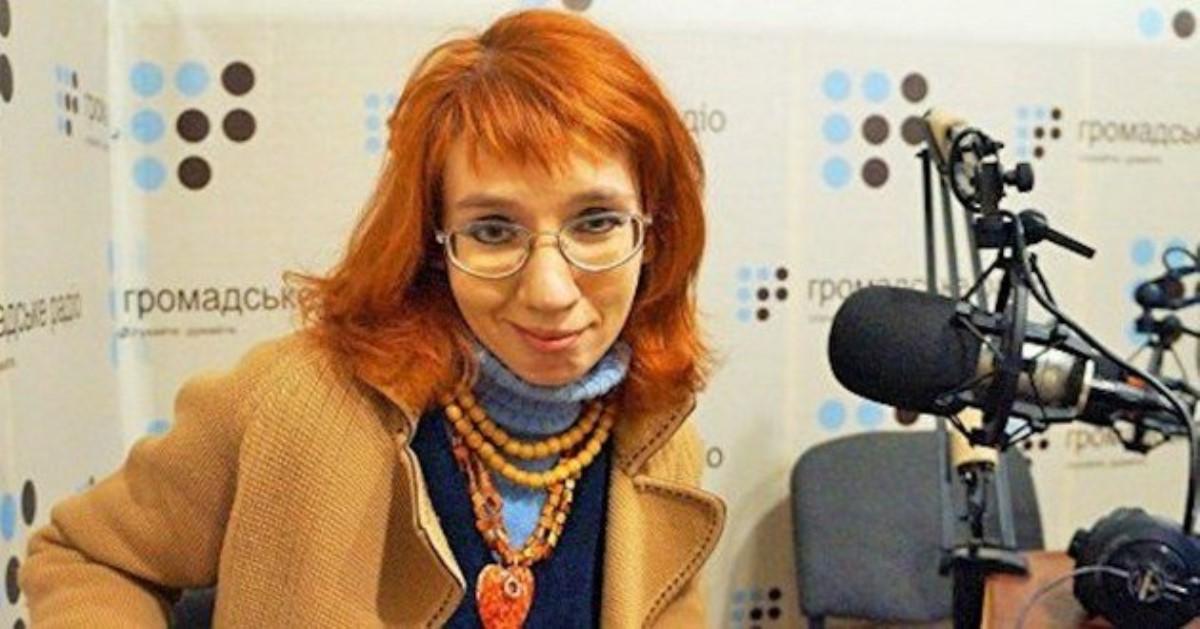 В столице России задержали поэтессу из государства Украины