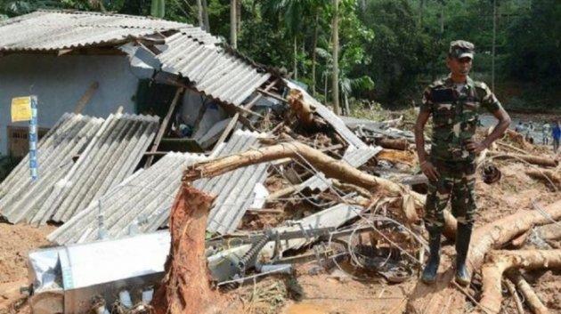 Вследствие шторма наШри-Ланке умер украинец