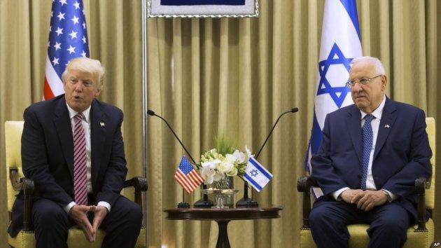 Трамп: наступило время признать Иерусалим столицей Израиля