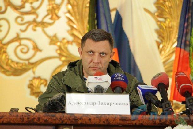 Захарченко анонсировал следующие переговоры пообмену пленными