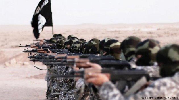 Специалисты подтвердили, что исламские террористы изгруппировки использовали оружие США