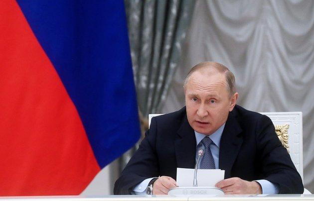 Путин подчеркнул агрессивный характер новейшей оборонной стратегии США