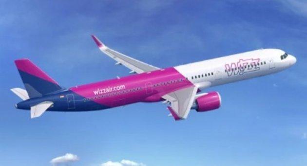 Wizz Air перенес запуск 2-х новых маршрутов из украинской столицы