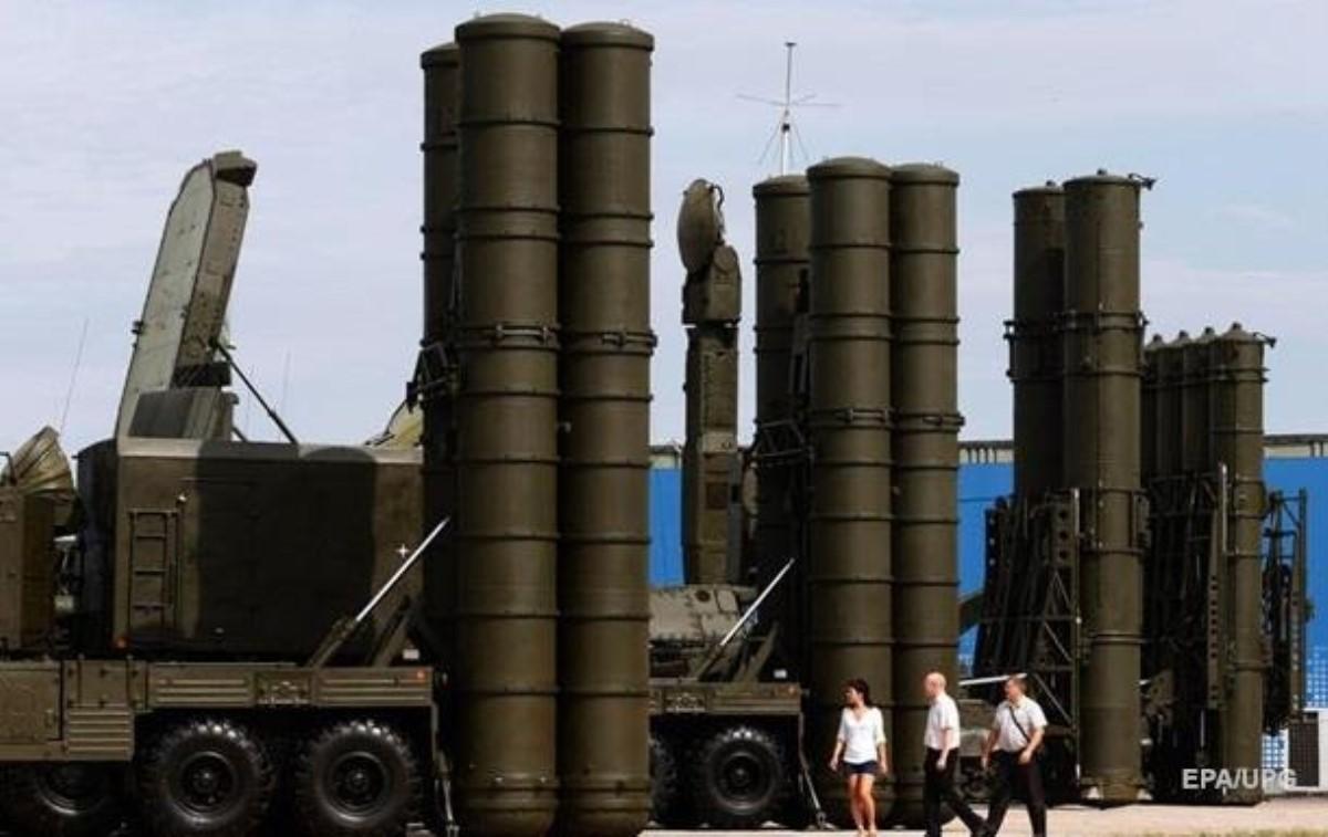 ВКремле пояснили размещение 2-го дивизиона С-400 вКрыму